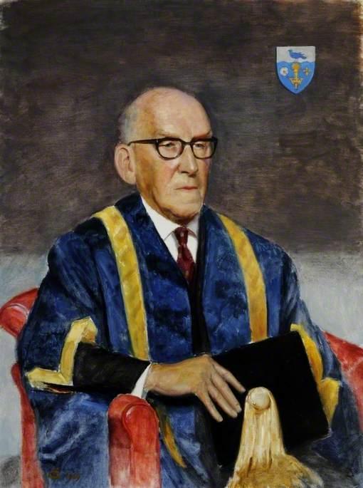 Harold I. Loten (1887–1980), MBE