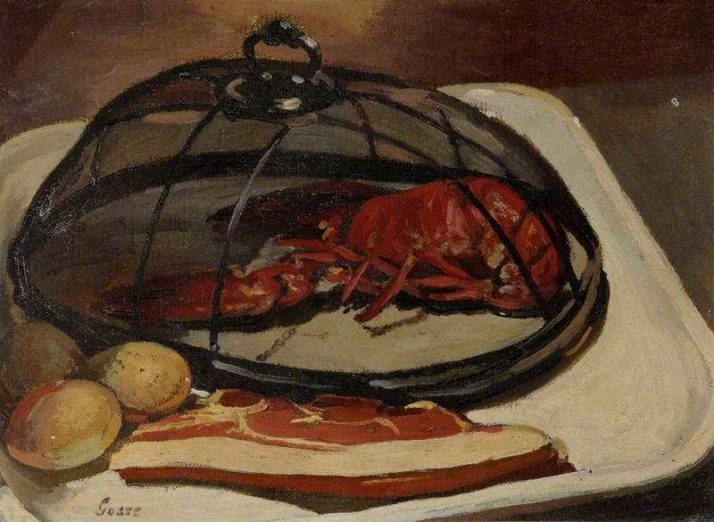 Still Life with a Lobster