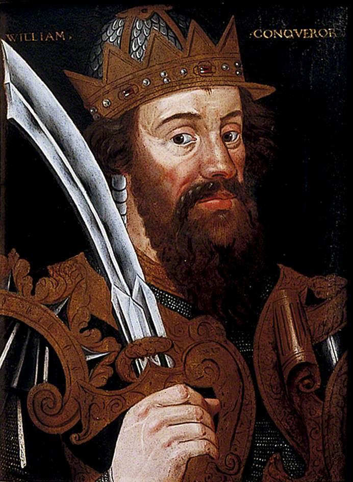 William the Conqueror (1027/1028–1087)
