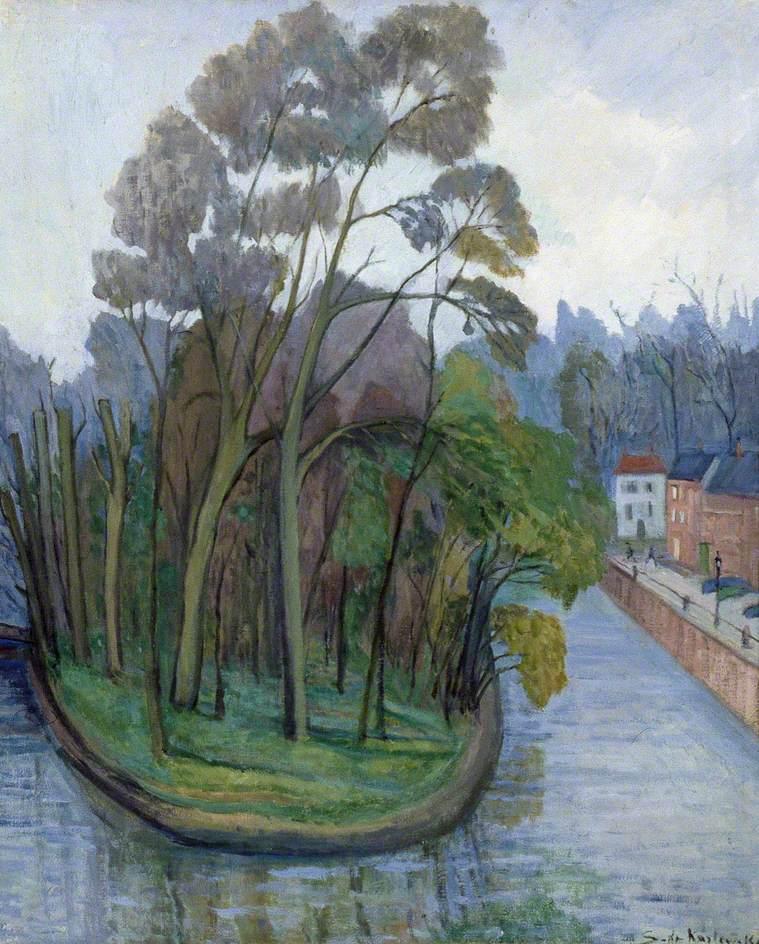 The Eyot, Richmond
