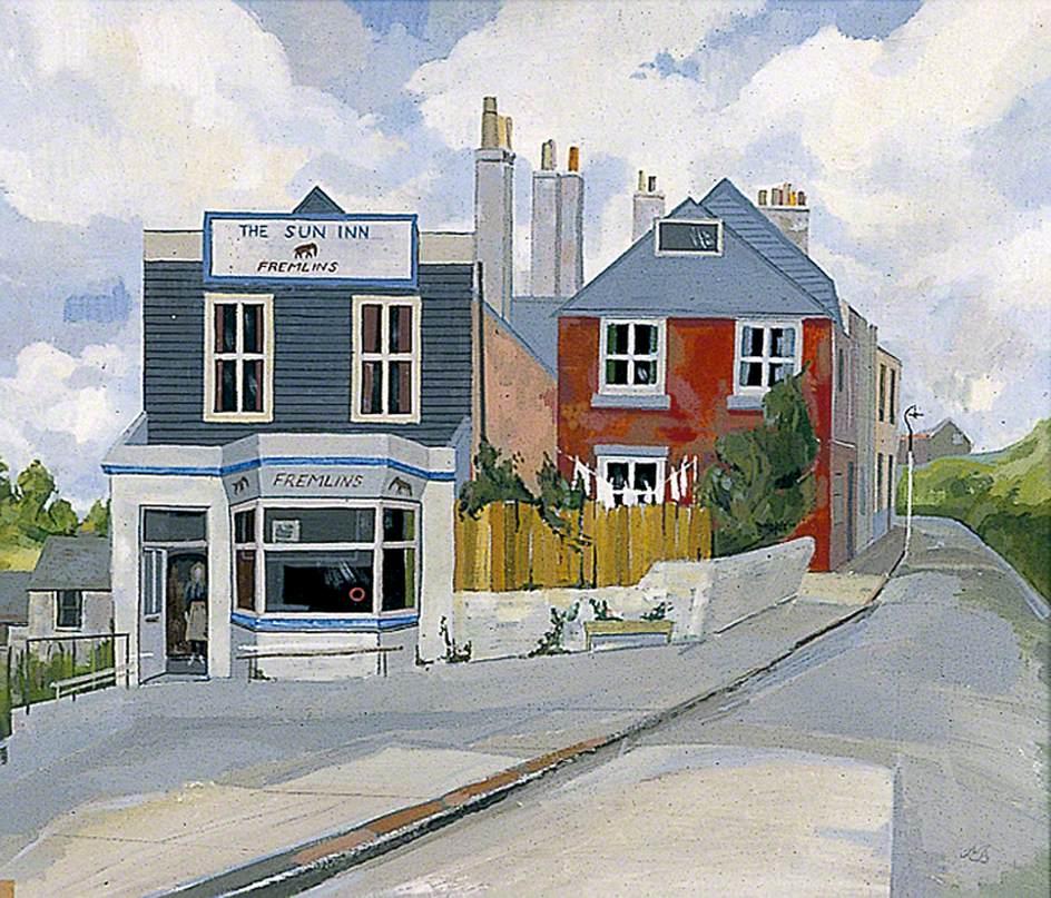 The Sun Inn, Tackleway, Hastings, East Sussex