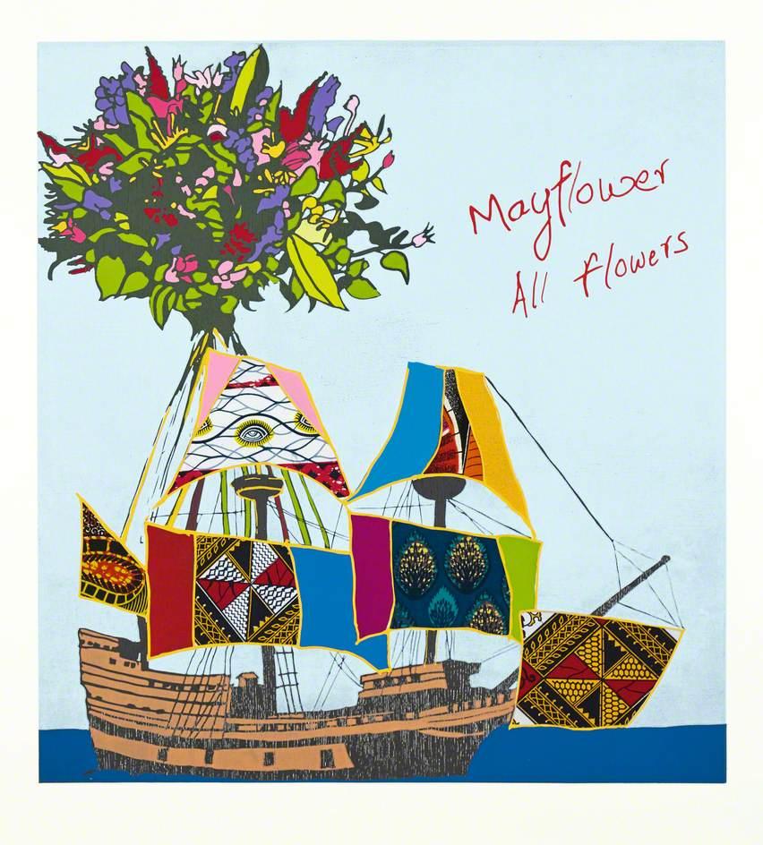 Mayflower, All Flowers