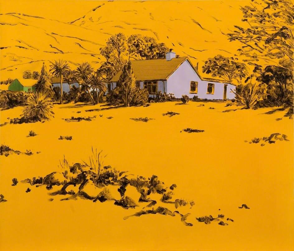 Yellow Rockery