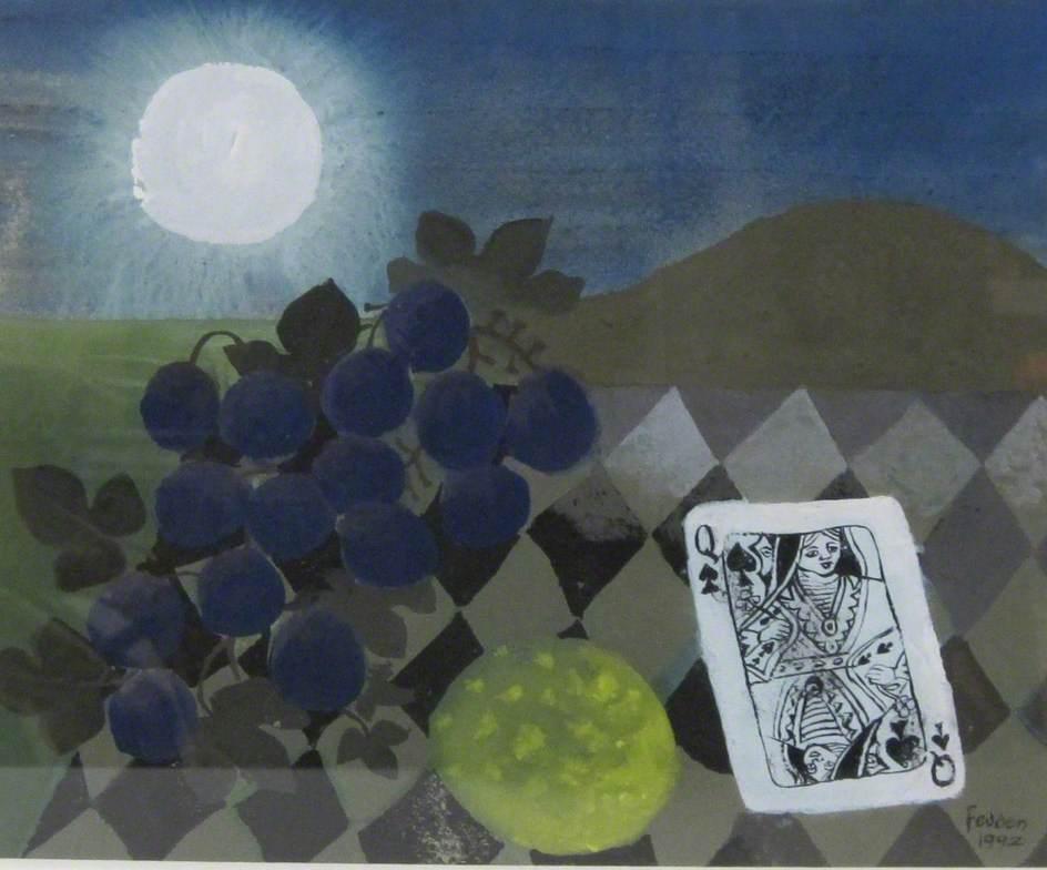 Moonlight (Queen of Spades)