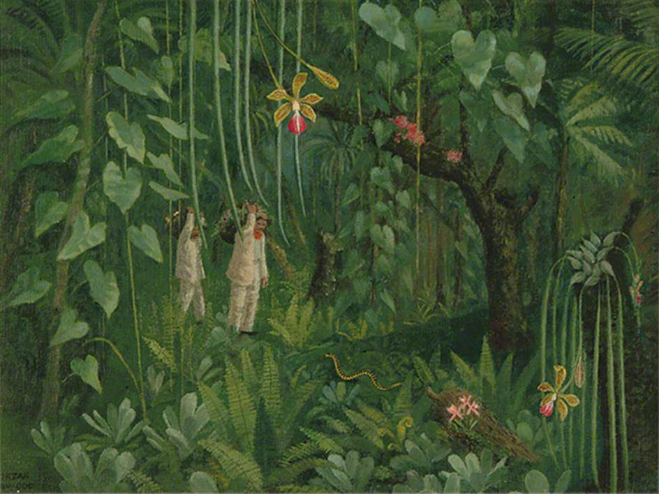 Orchid Hunters in Brazil