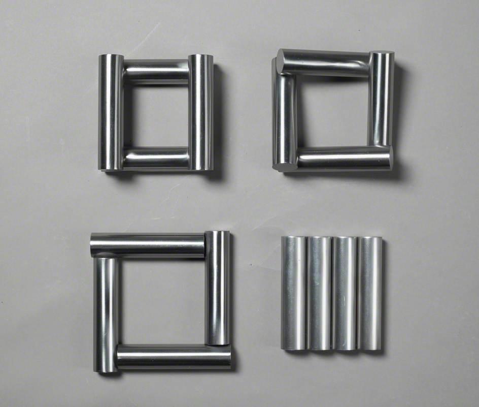Four Four-Part Sculptures