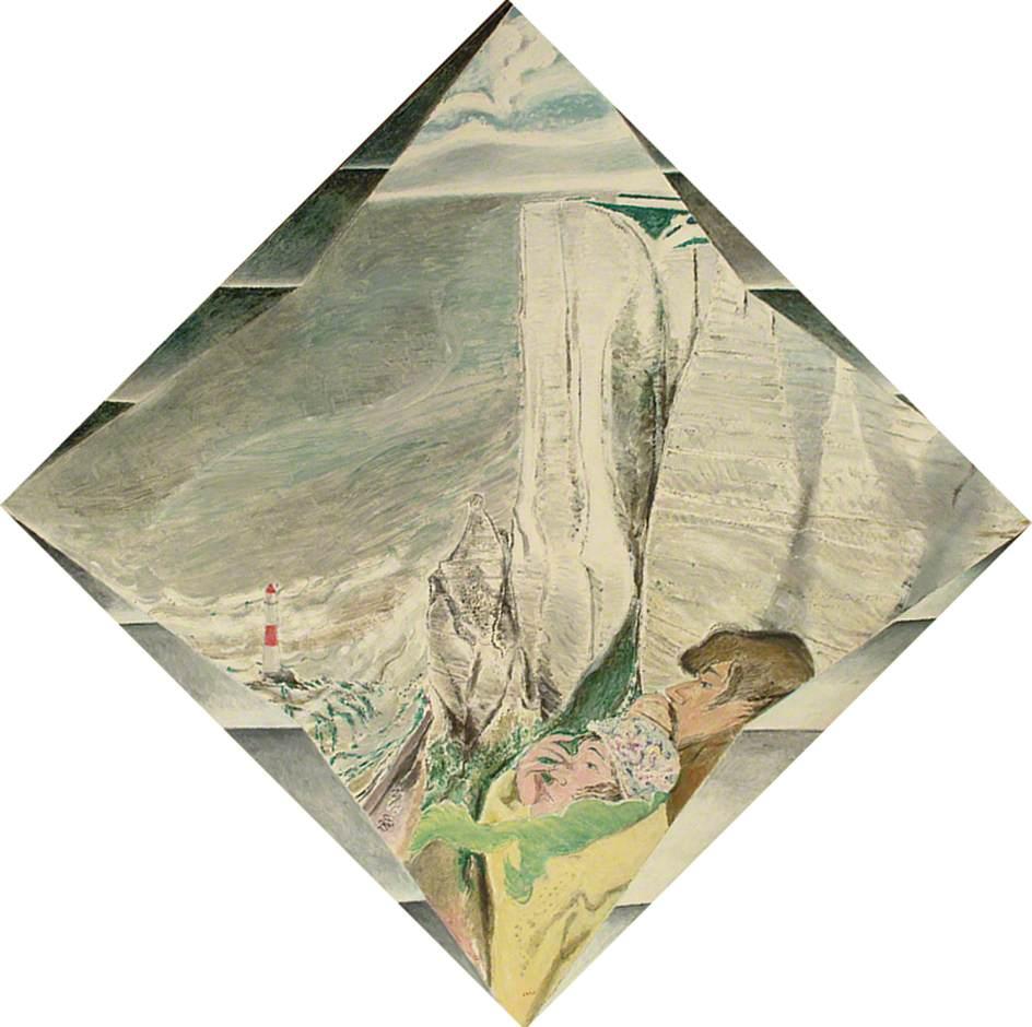Beachy Head, White Windswept Prospect