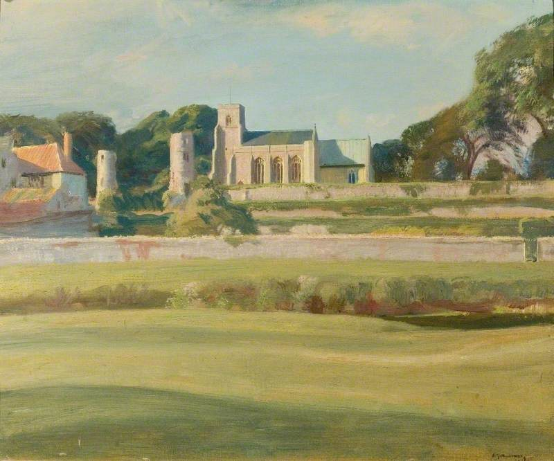 Stiffkey Church, Norfolk