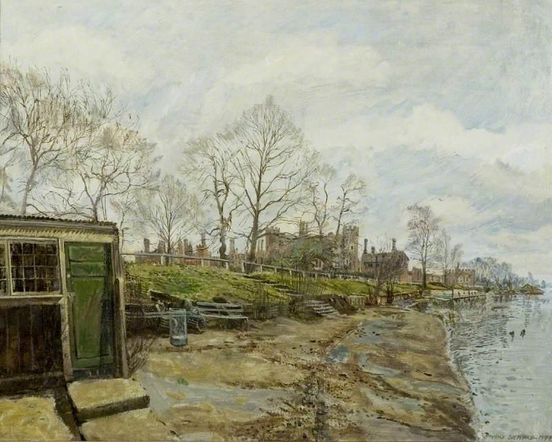 Boat House, Hampton Court Palace