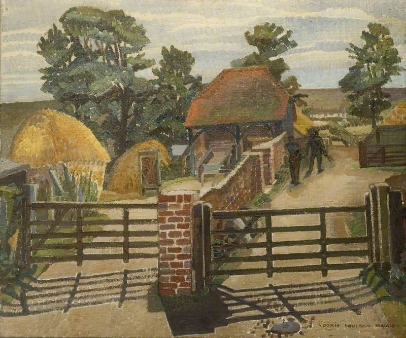 Farmyard, Fordingbridge