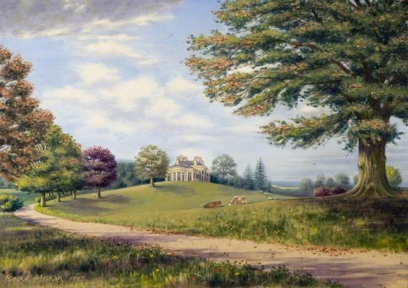 Hylands in 1803