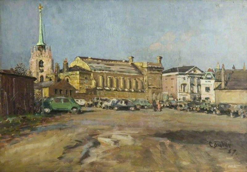 The Old Corn Exchange and Market