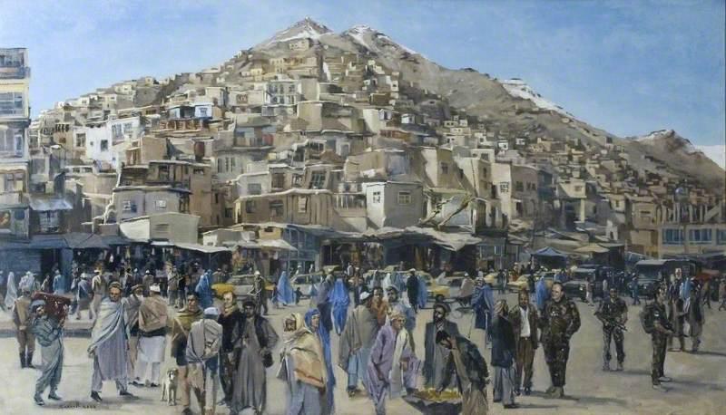 Bed Street, Kabul