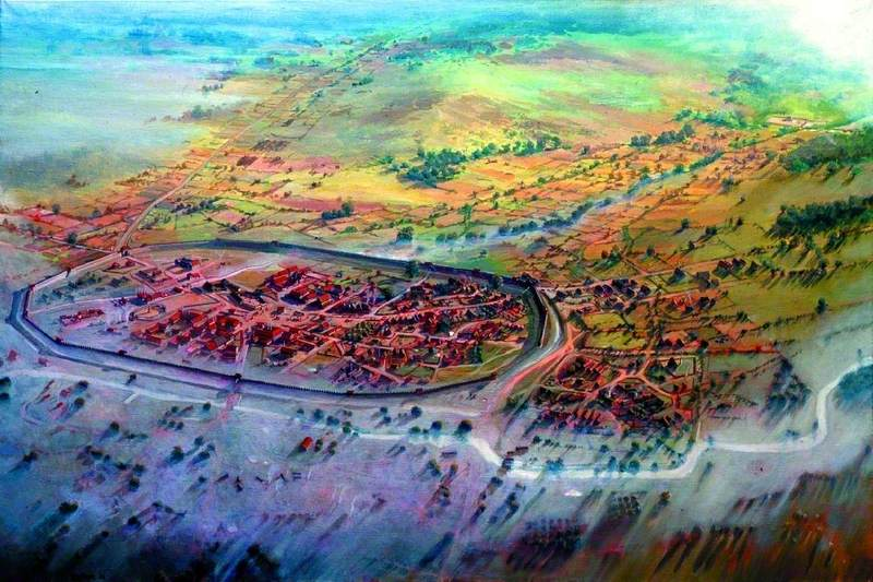 Roman Settlement at Great Chesterford