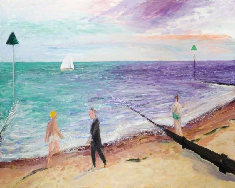 Purple Sea, Leigh-on-Sea