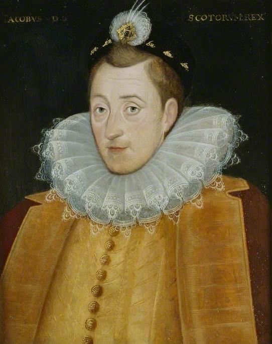 King James VI of Scotland and I of England (1566–1625)