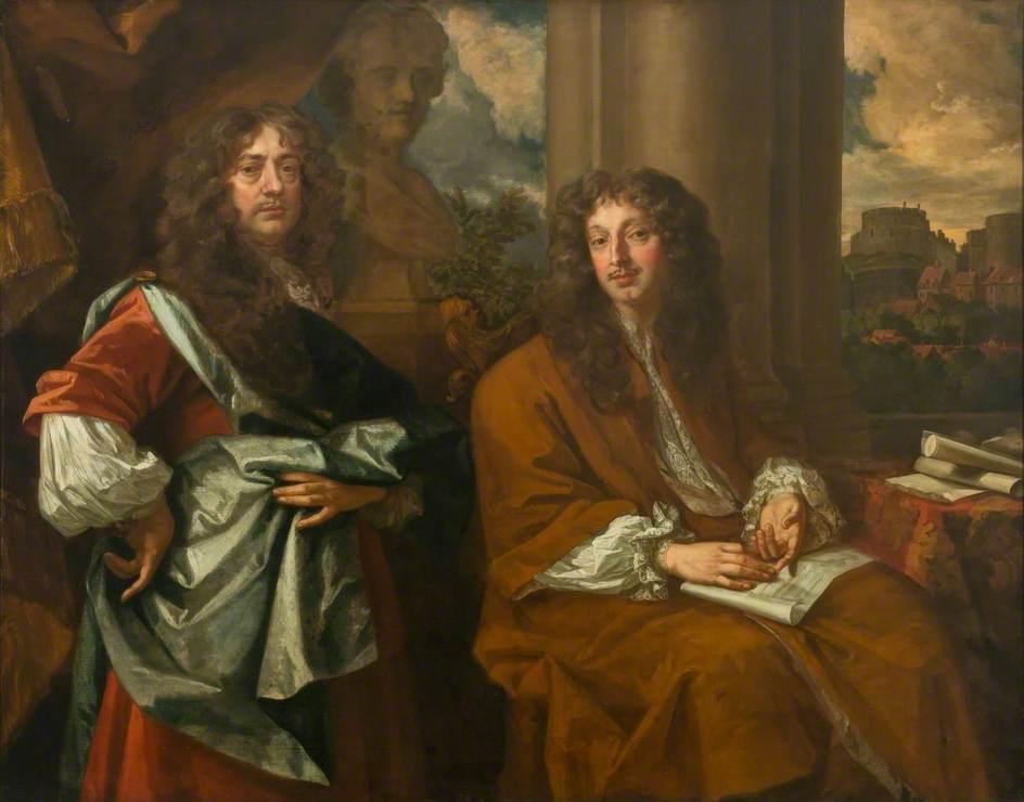 Sir Peter Lely (1618–1680) and Hugh May (1621–1684)