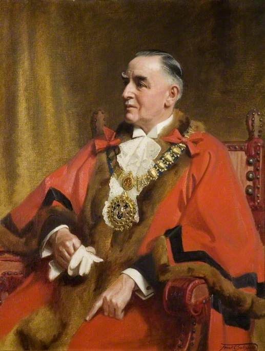 Alderman William Miles, CBE, JP, Mayor of Southend-on-Sea (1922–1924, 1936–1937 & 1939–1945)