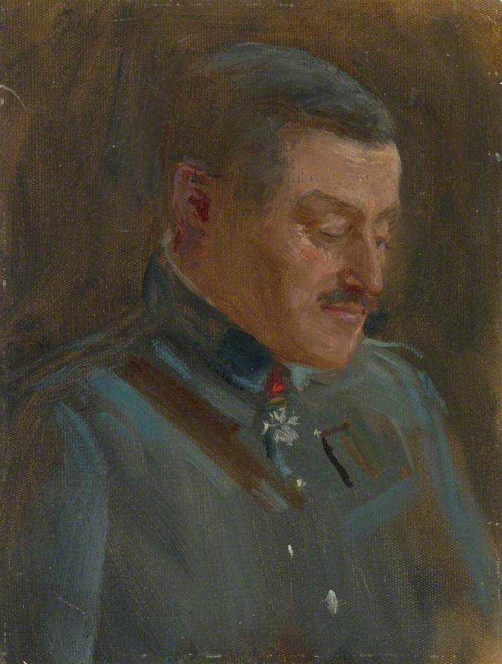 General Henri Mordacq (1868–1943), Military Secretary to President Poincaré