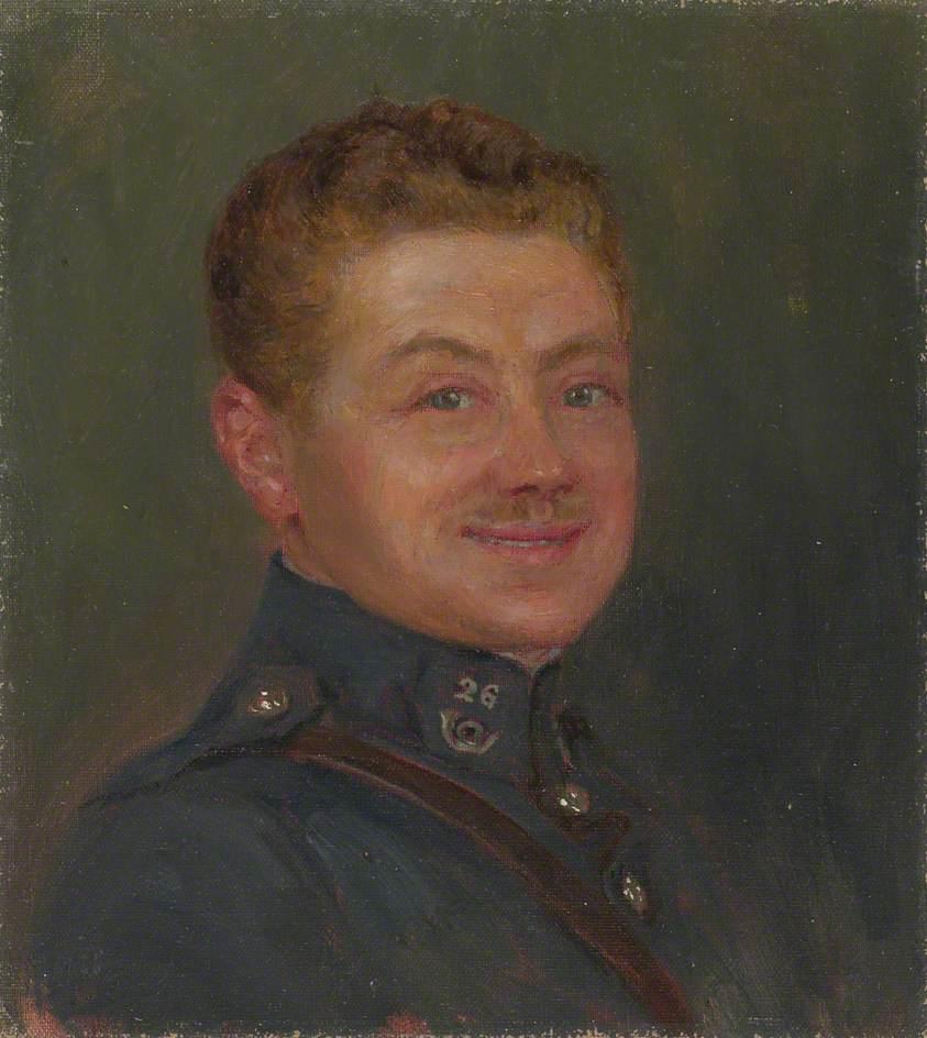 Captain Doblier, Inter-Allied Mess Captain