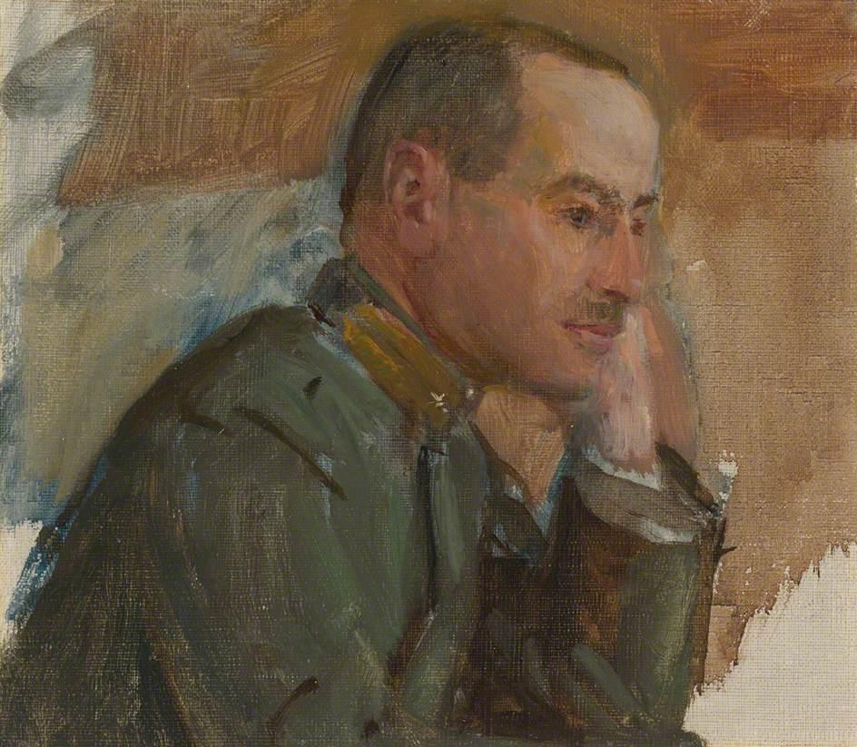 Colonel Busanelli, Italian Chief of Staff