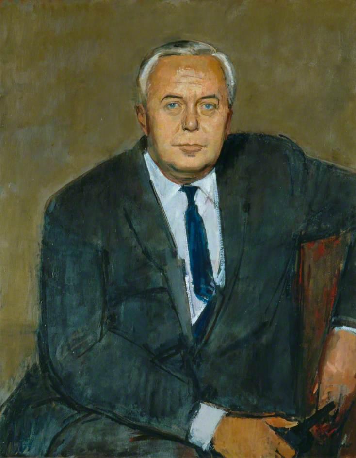 Sir Harold Wilson (1916–1995), Prime Minister