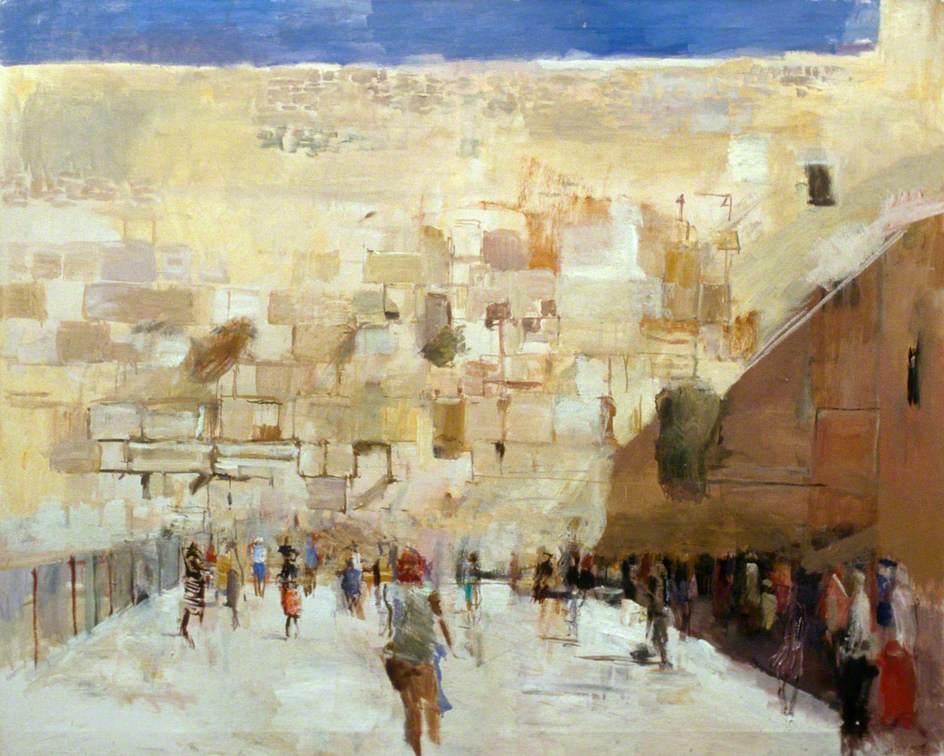Women at the Western Wall, Jerusalem