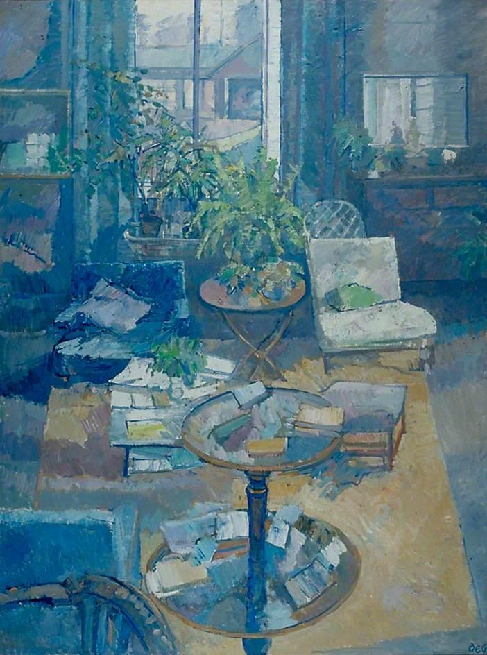 Interior, Exterior