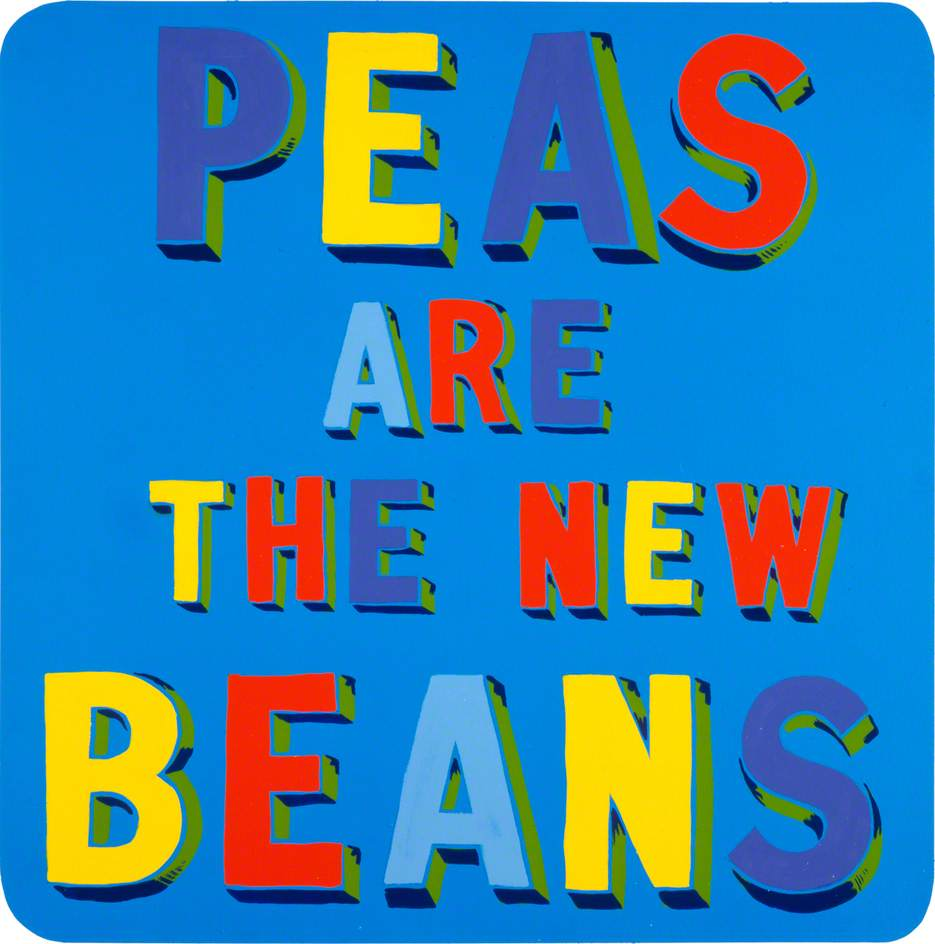 Peas Are the New Beans