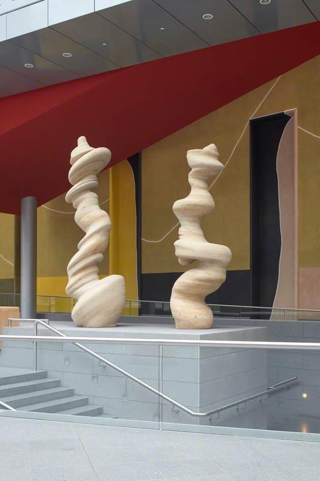 Dancing Columns