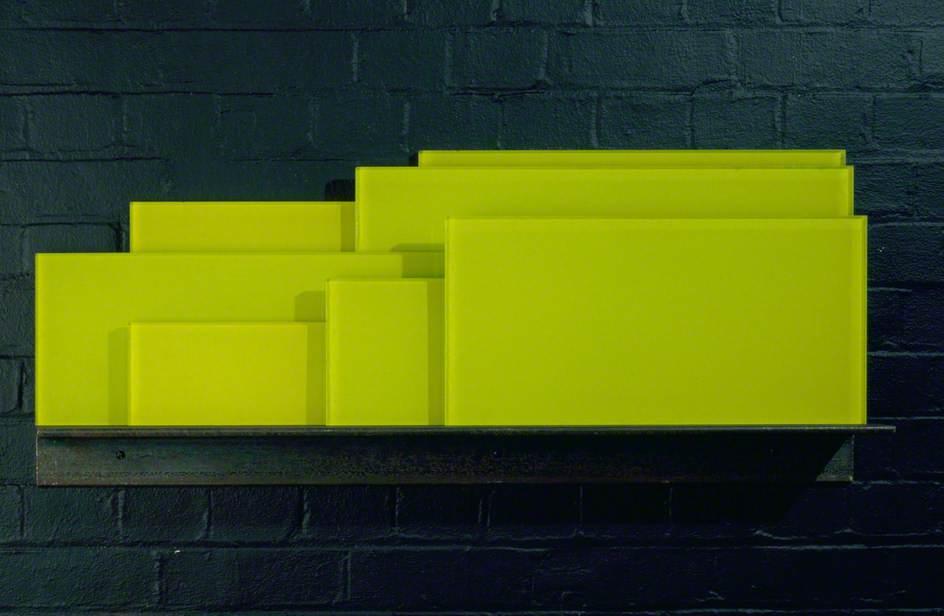 Shelf-Like No. 5 (Green)