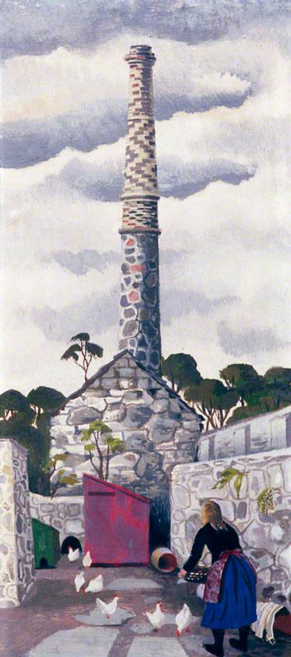 Portrait of a Chimney