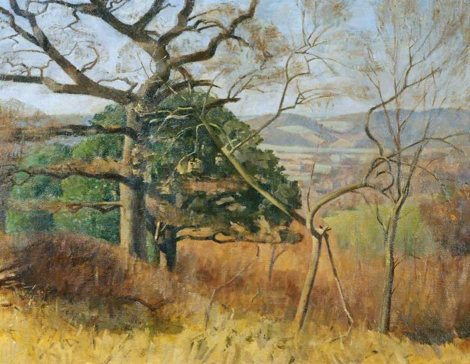 Landscape, Easter Day