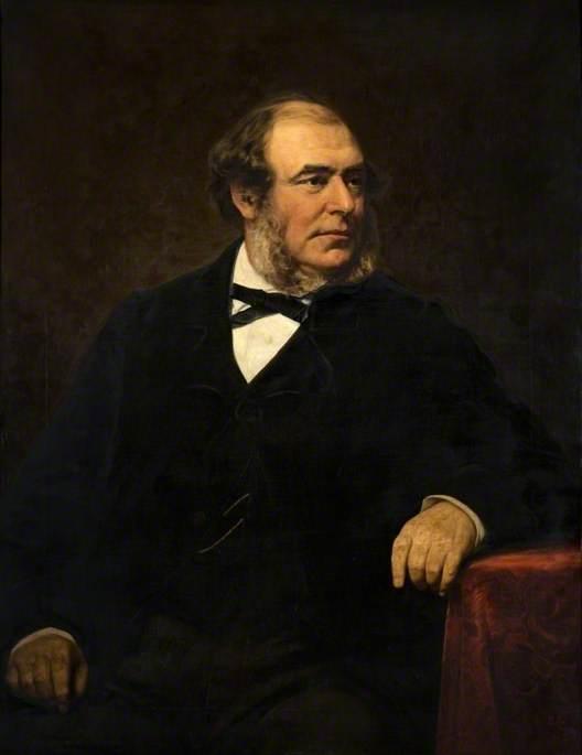 John Francis Ure (1820–1883)