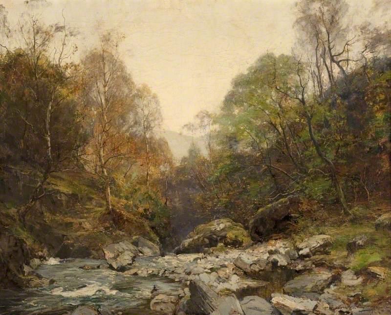 The Rhymer's Glen