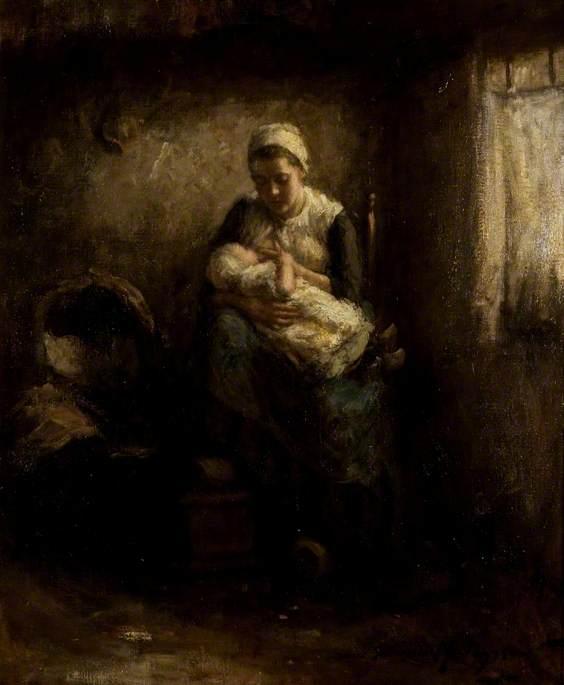 A Dutch Mother