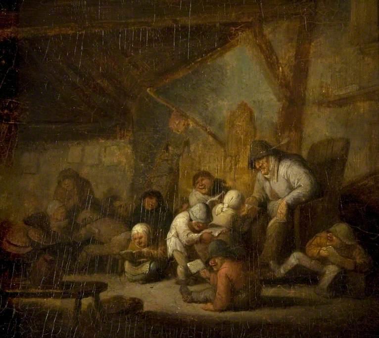 A Village School Room