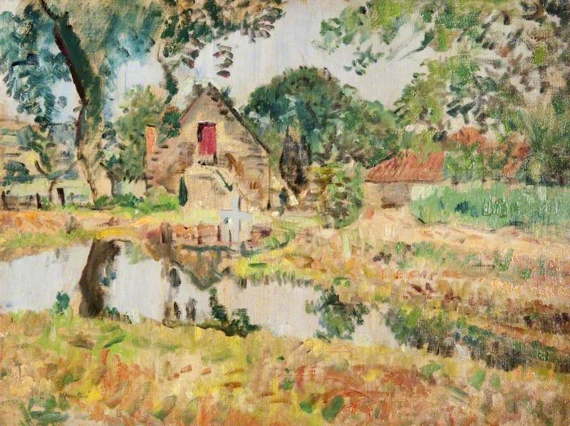 Old Mill, Fifeshire