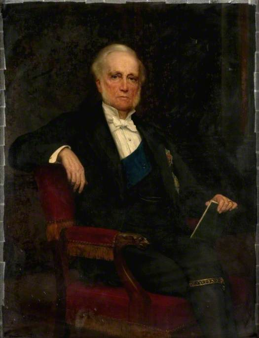 George Campbell (1823–1900), 8th Duke of Argyll