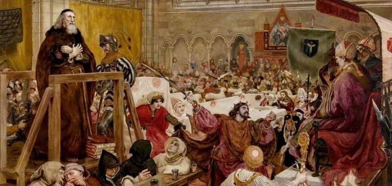 Wycliffe on Trial
