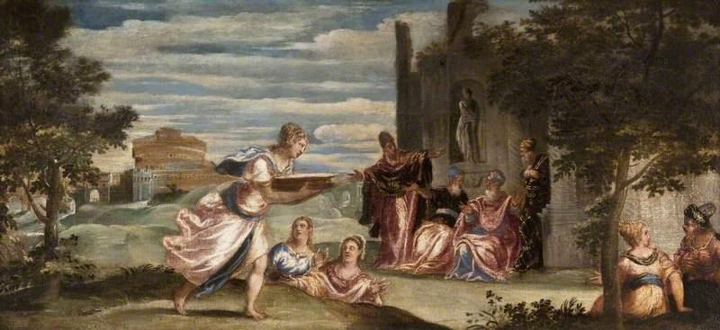 The Ordeal of Tuccia