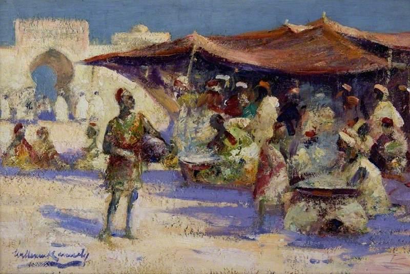 Restaurant in Tangier