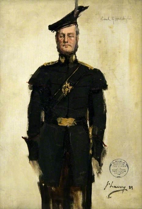 The Earl of Haddington