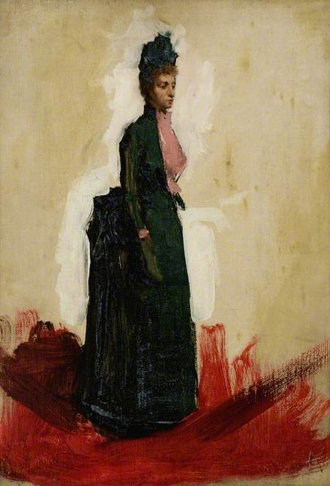 The Honourable Mabel Hamilton of Dalzell
