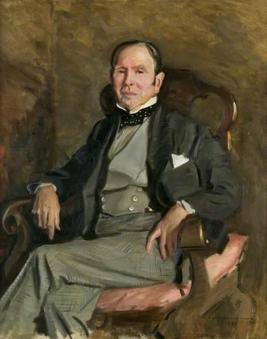 Sir John Lavery (1856–1941), RA, RSA