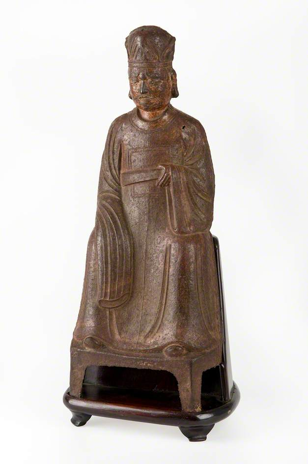 Seated Figure*
