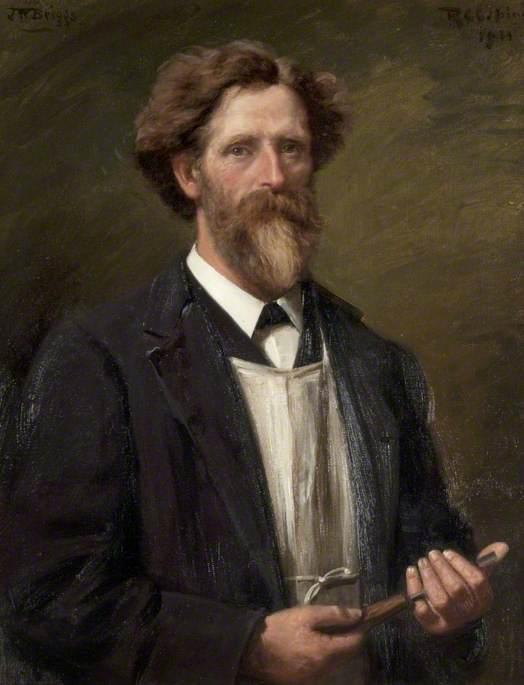 James W. Briggs, Violin Maker in Glasgow