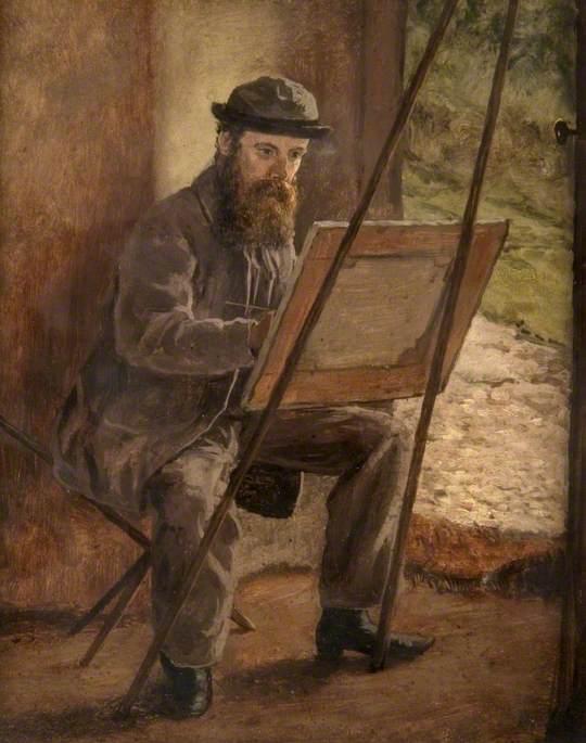 J. Milne Donald (1819–1866), Sketching