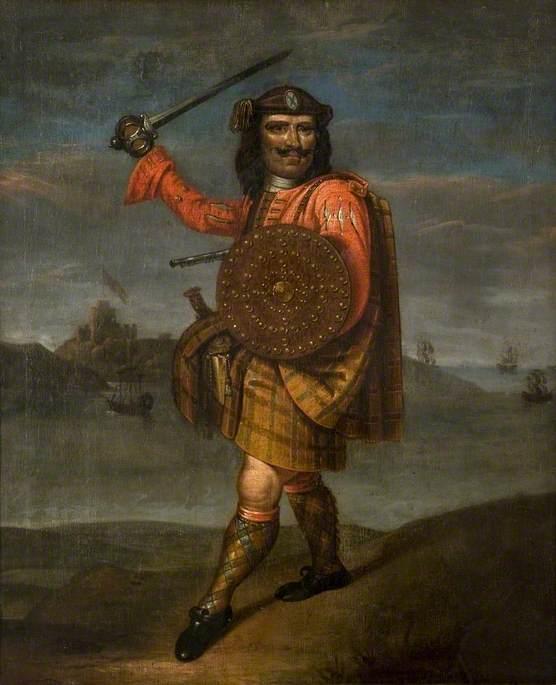 Alastair Grant Mor, the Castle Grant Champion