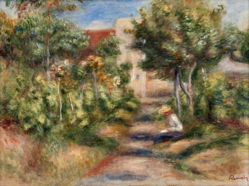 The Painter's Garden